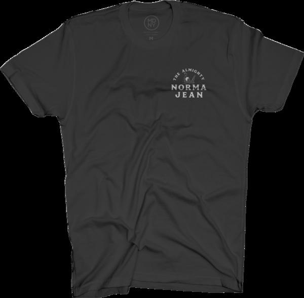 Almighty Shield Black T-Shirt