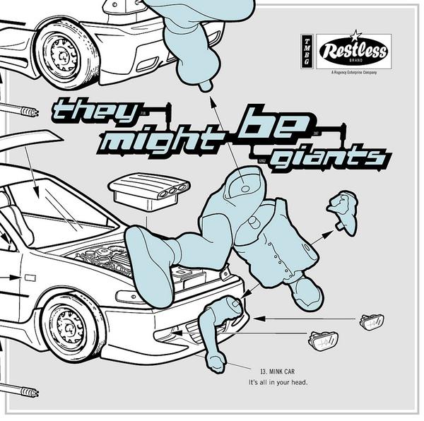 Mink Car  (download)