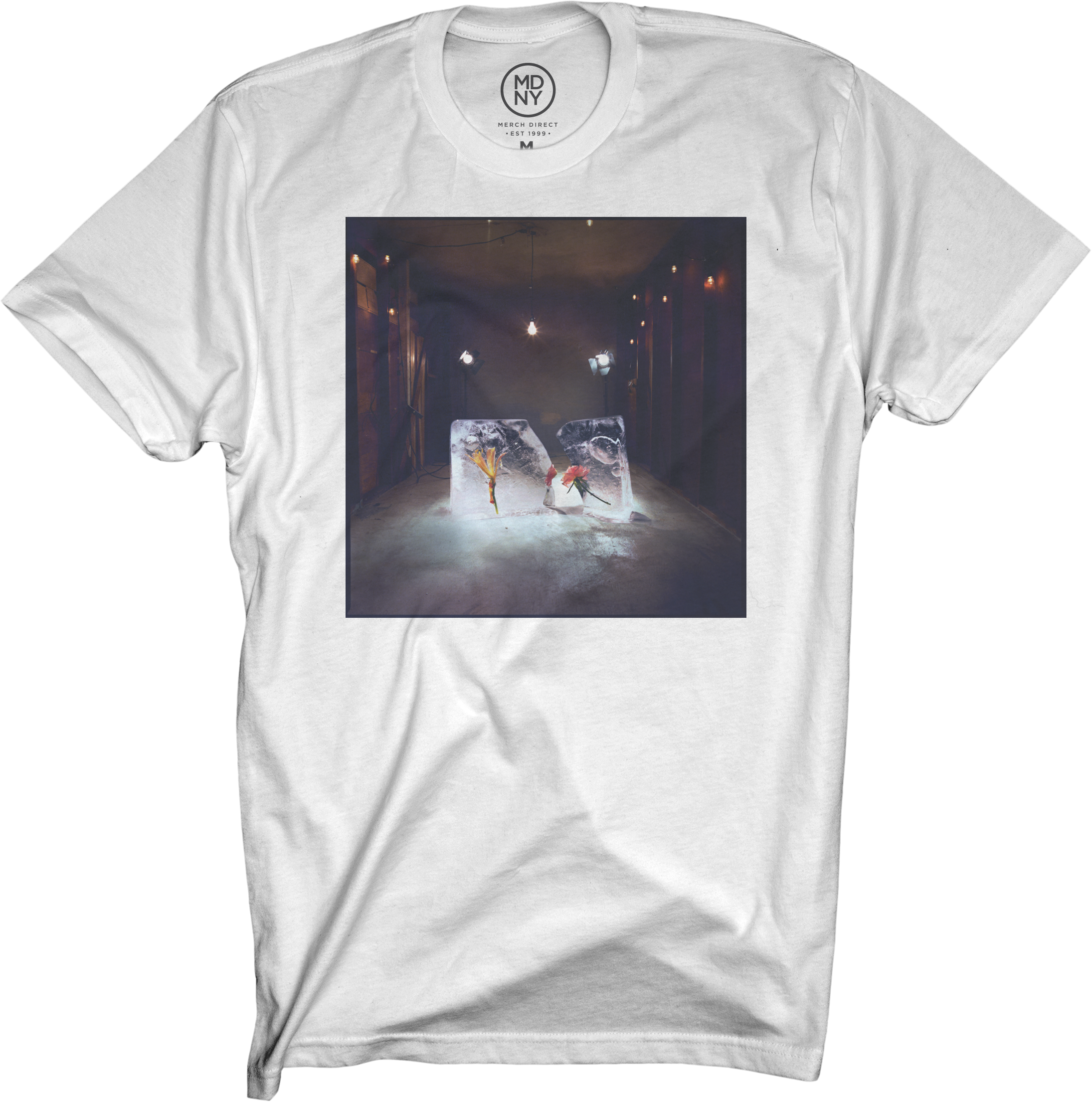 Salt Album Art White Tee