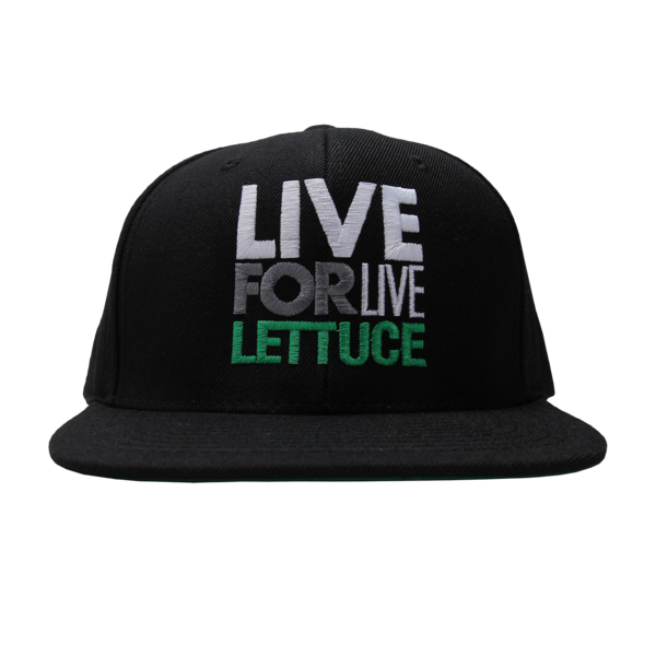 Live for Live Lettuce Snapback (4 charity)