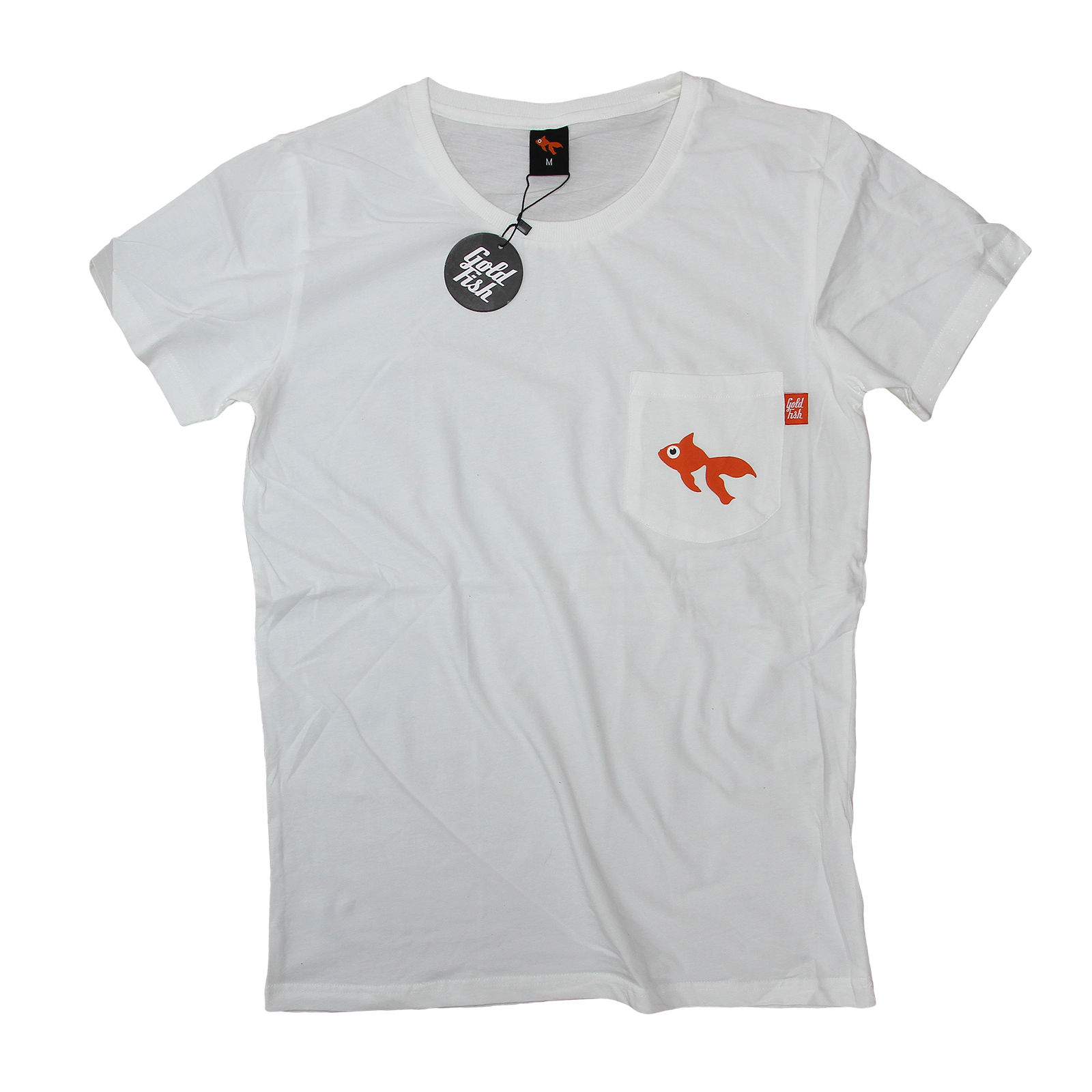 GoldFish Pocket T-Shirt