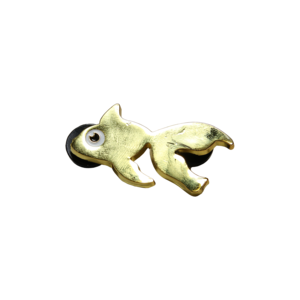 Gold Blinky Pin