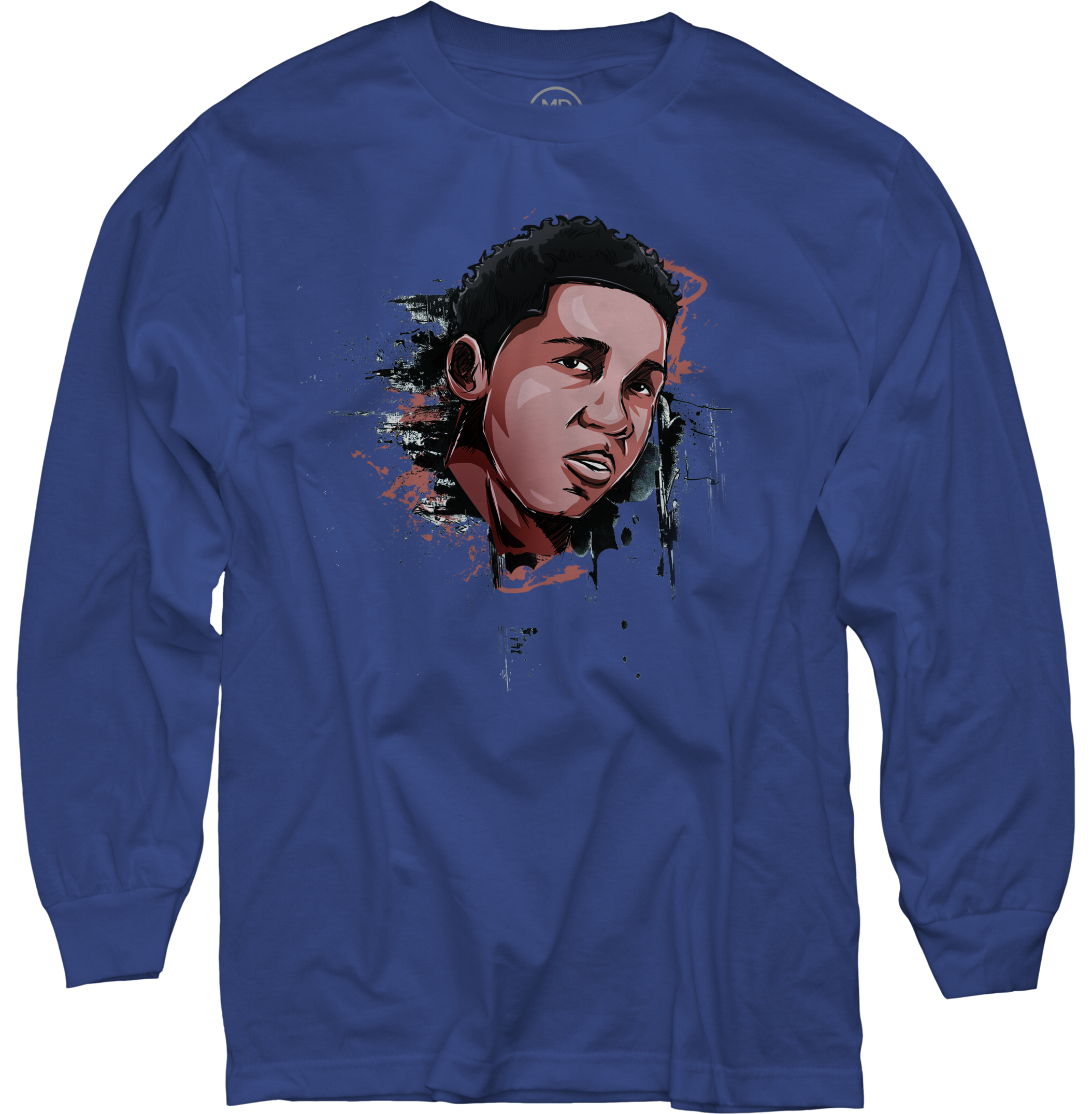 Bibby Face Long Sleeve
