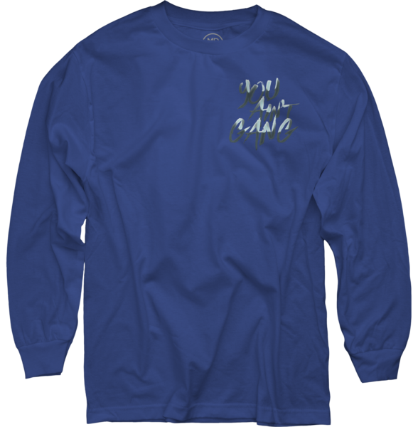 Gang Gang Royal Long Sleeve