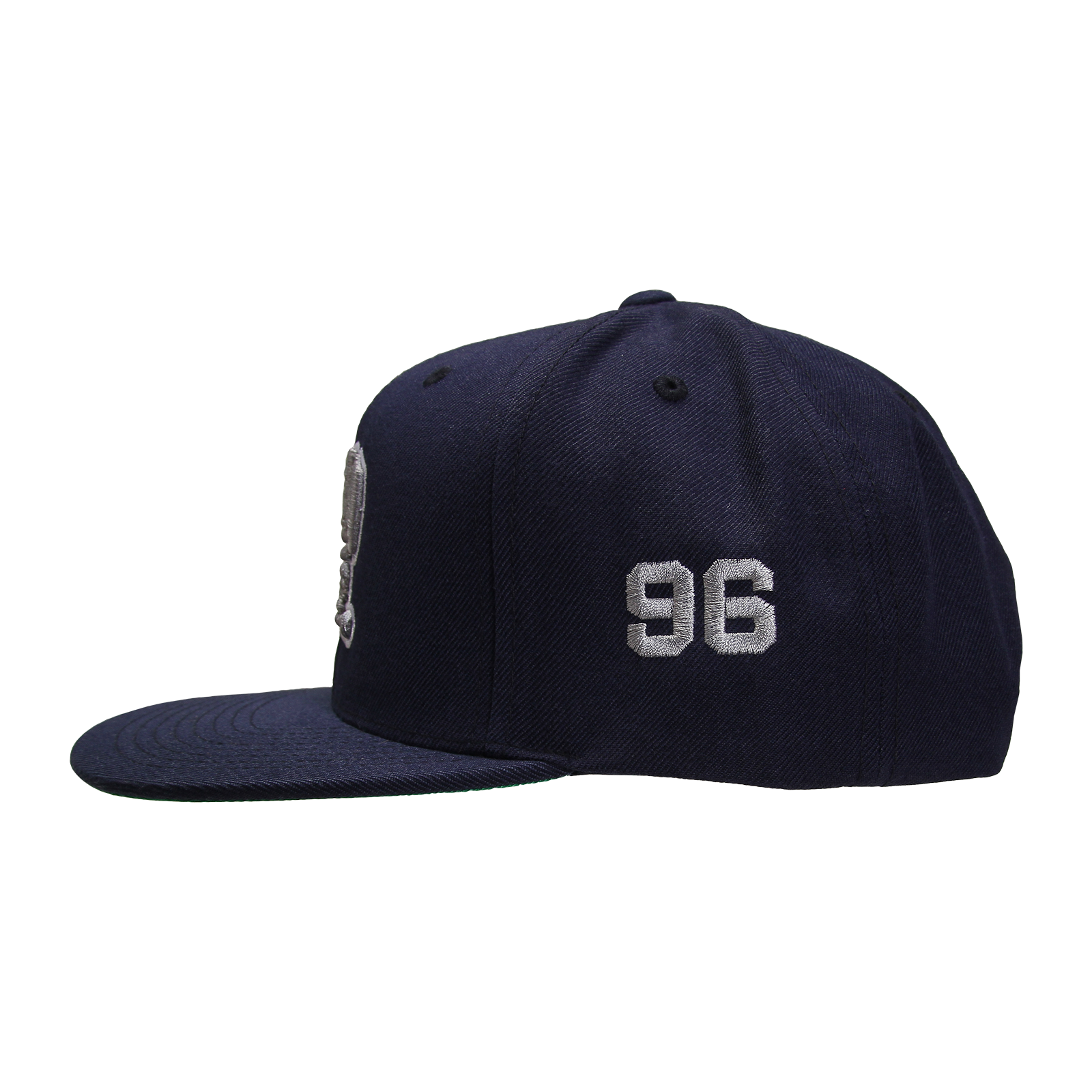 Collegiate Dark Navy Snapback