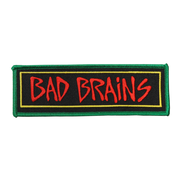 Bad Brains Logo Patch