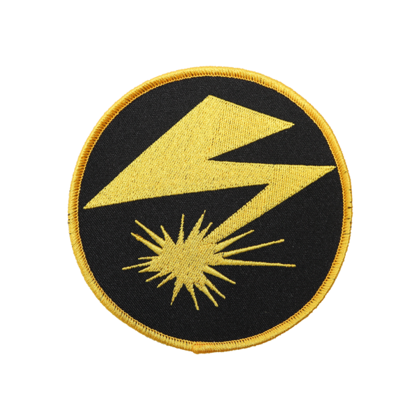 Bad Brains Bolt Patch