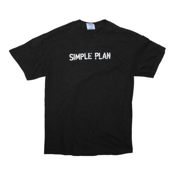 Plain & Simple Black T-Shirt