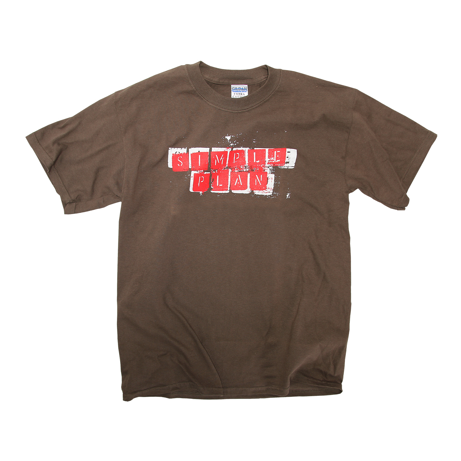 Scrabble Olive T-Shirt