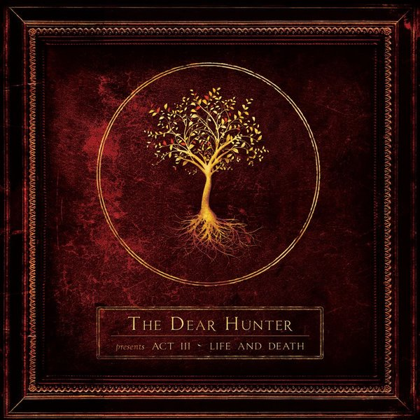The Dear Hunter Act III: Life and Death CD