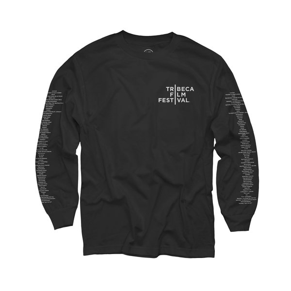 2017 Films Black Long Sleeve