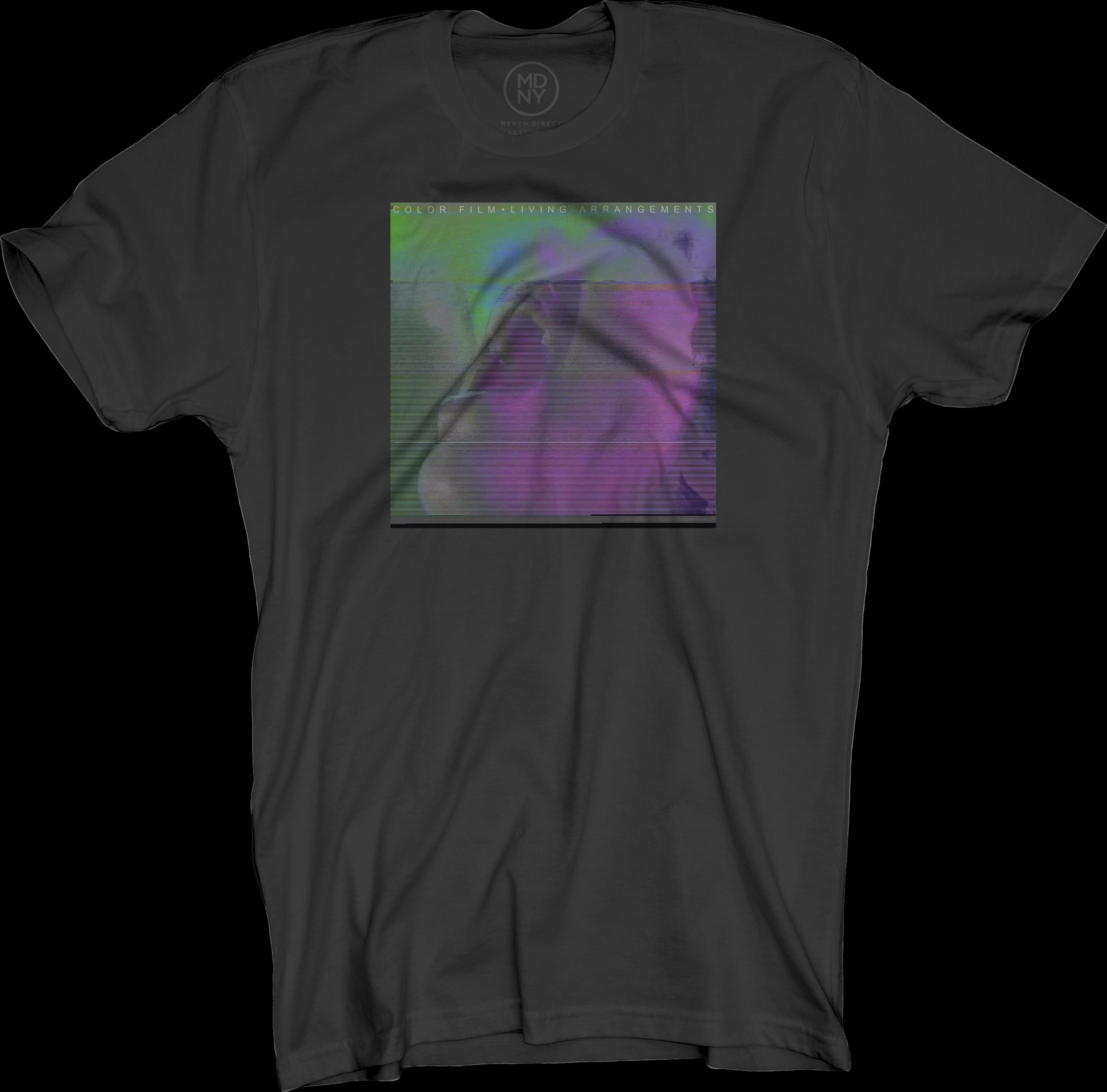 Moan Black T-Shirt