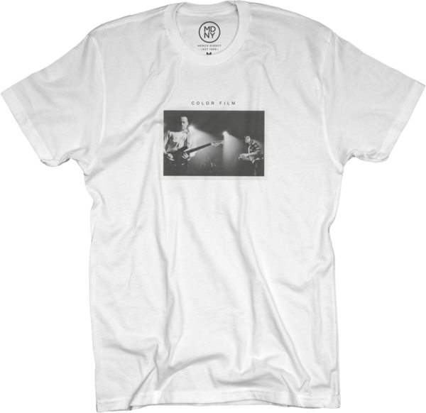 D&R White T-Shirt