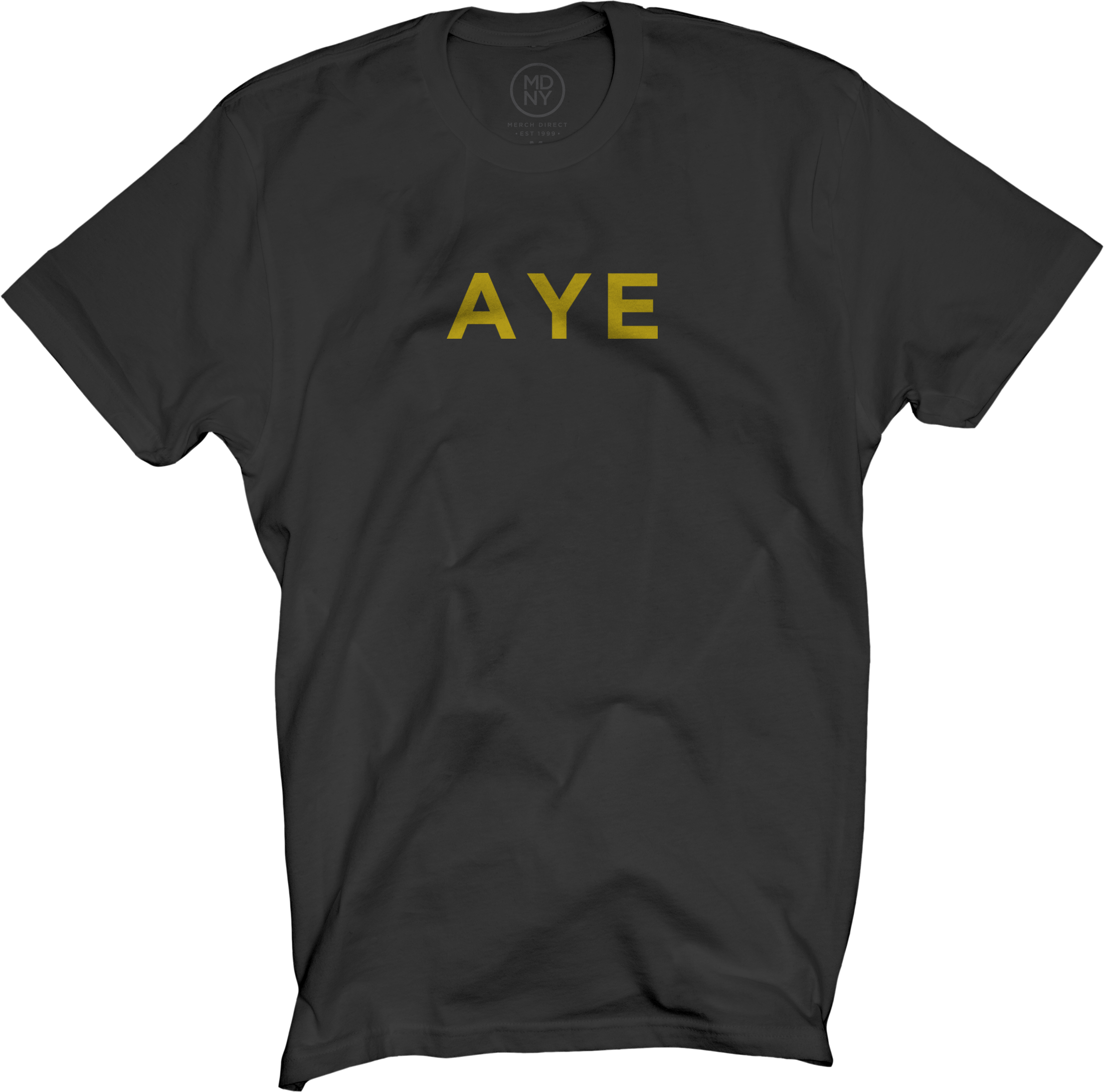 Aye Black T-Shirt