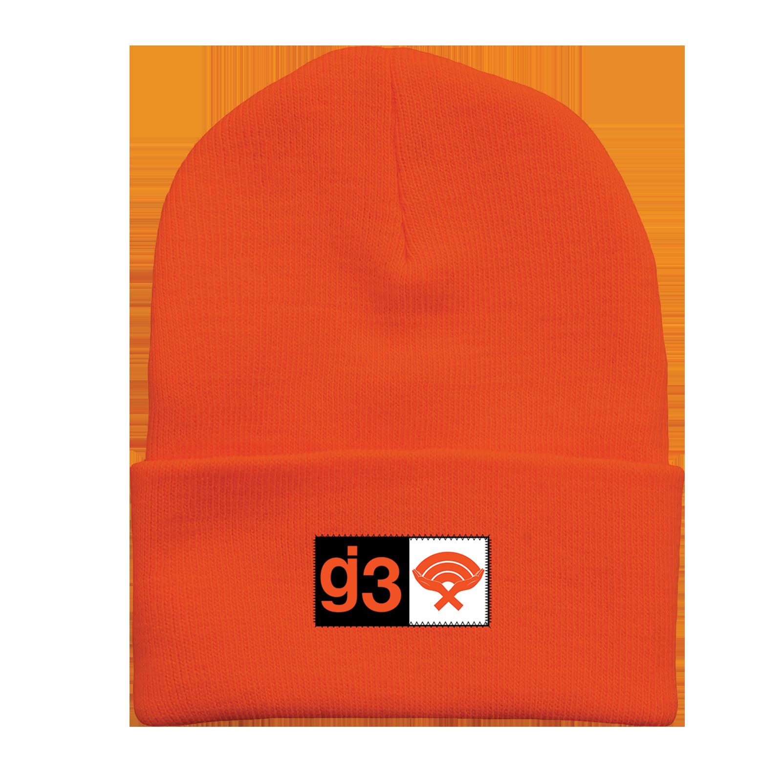 WXT g3 Orange Beanie