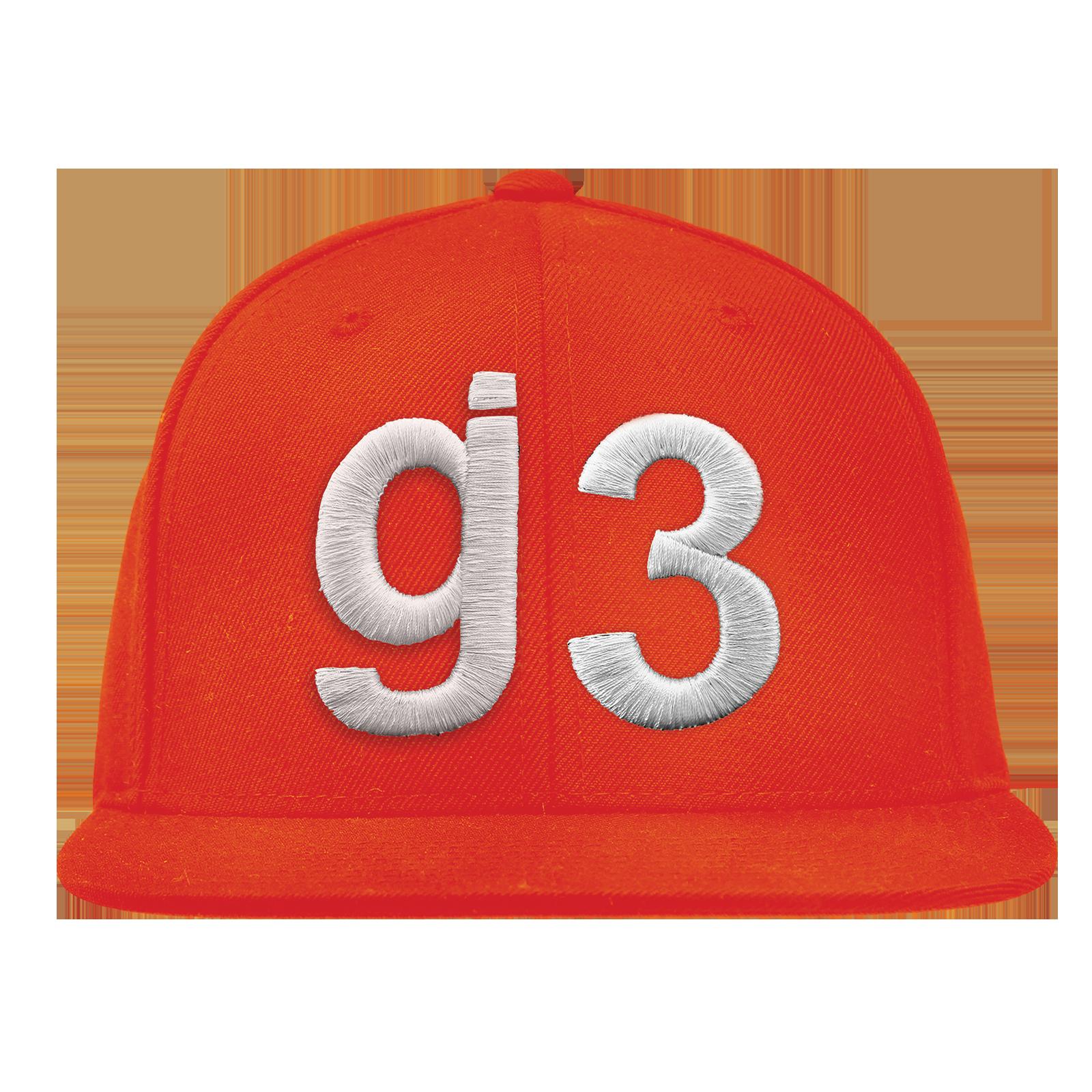 WXT g3 Orange Snapback