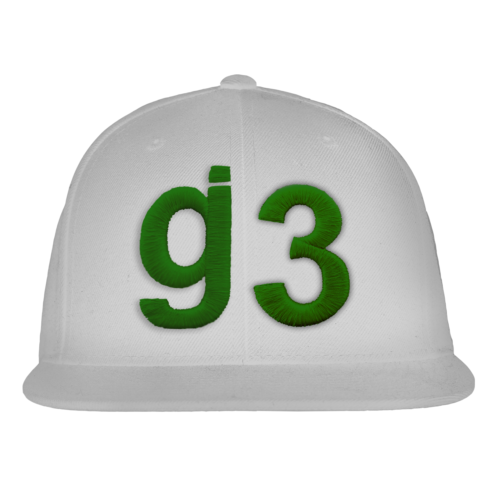 OCG G3 white Snapback