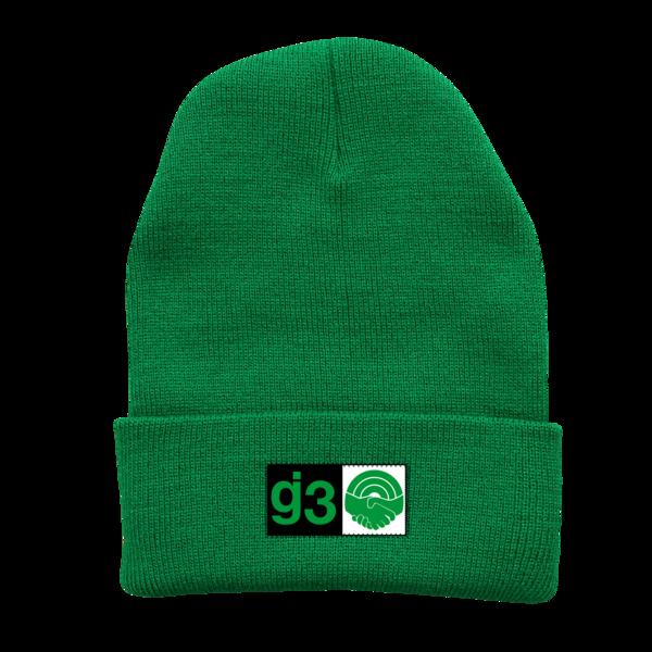 OCG g3 Green Beanie