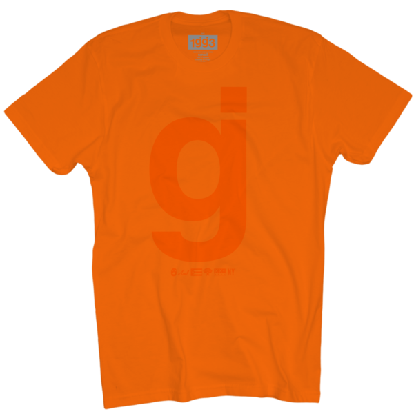 WXT gj Orange/Orange T-Shirt