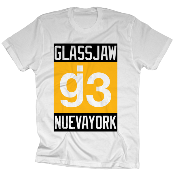 KKBB g3 Nueva York White T-Shirt