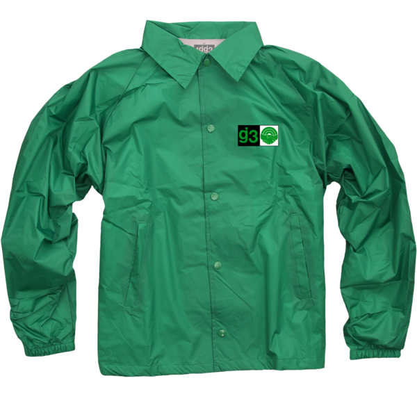 OCG Green Coaches Jacket