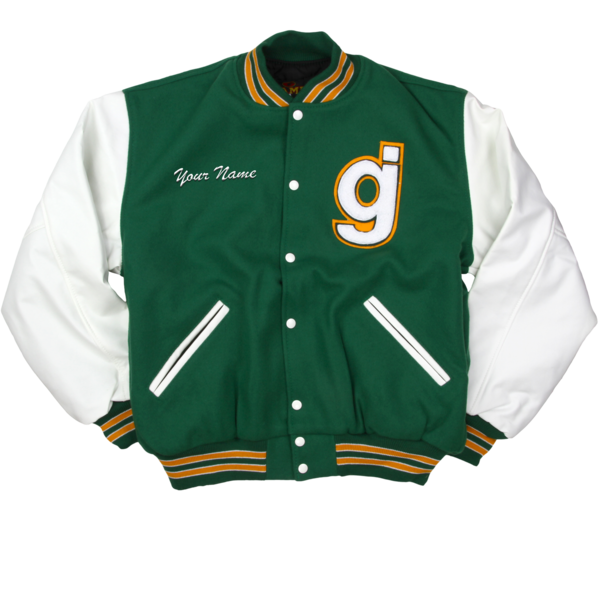 Embroidered Varsity
