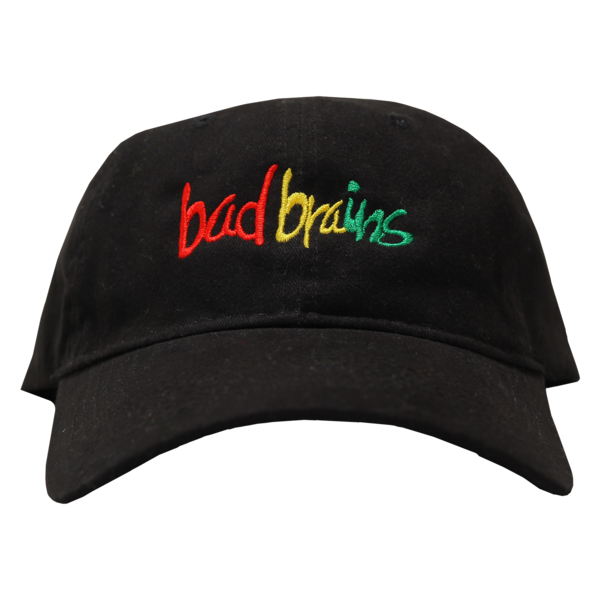 Bad Brains Rasta Dad Hat