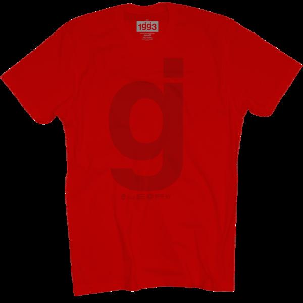 CB Red gj T-Shirt