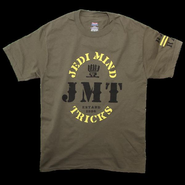 JMT Militia Green T-Shirt