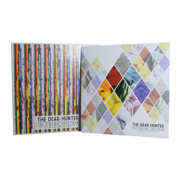 The Dear Hunter - The Color Spectrum: The Complete Collection