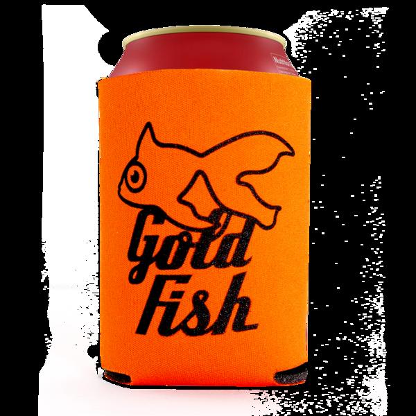 GoldFish Koozie