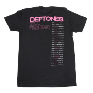 Rose Tour T-Shirt