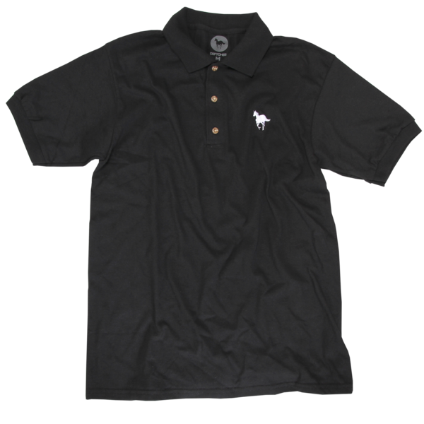 White Pony Black Polo