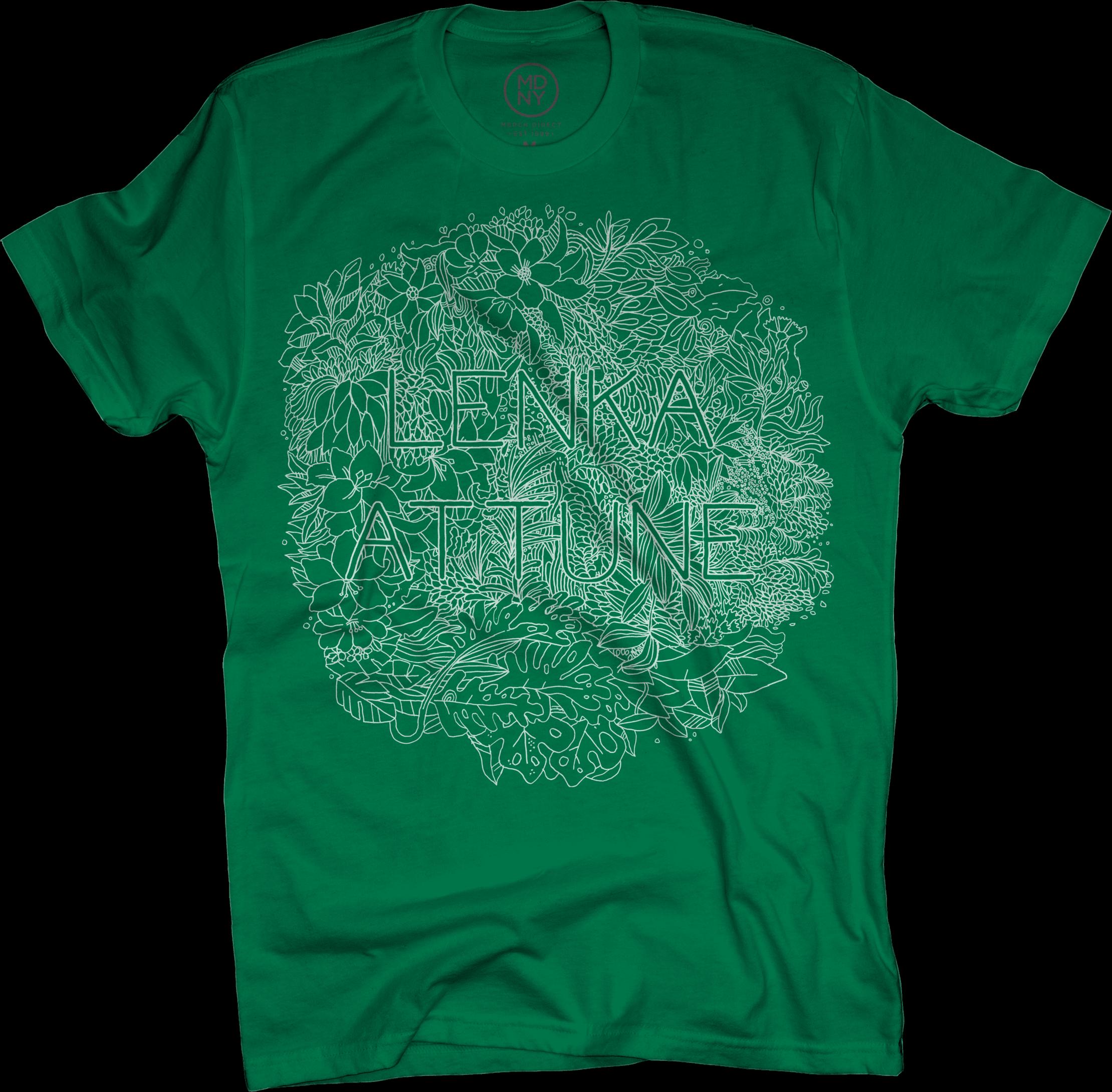 Attune Green T-Shirt