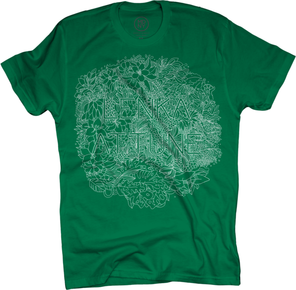 Attune Green T-Shirt