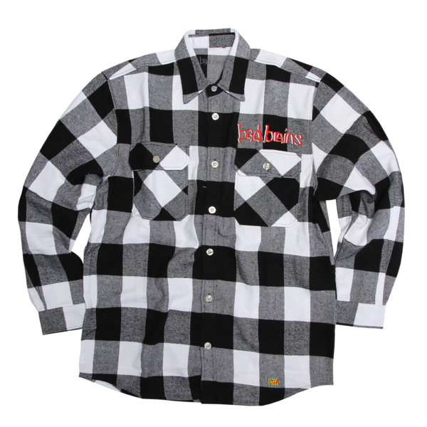 Quickness Heavyweight Flannel Shirt
