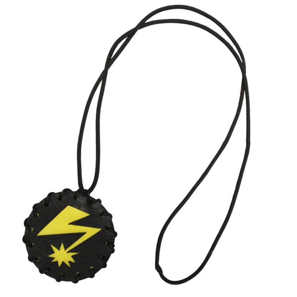 Bad Brains Handmade Medallion