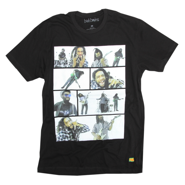 Quickness Soulcraft Black T-Shirt