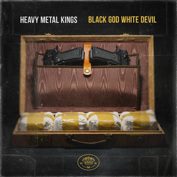 Heavy Metal Kings - Black God White Devil CD