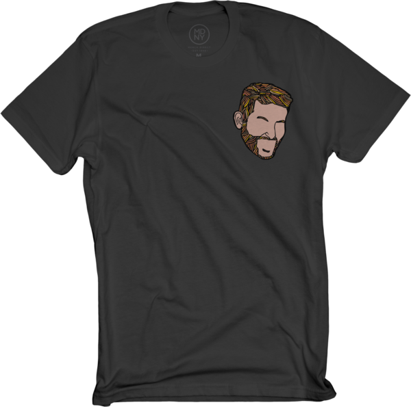 Ryan Black T-Shirt
