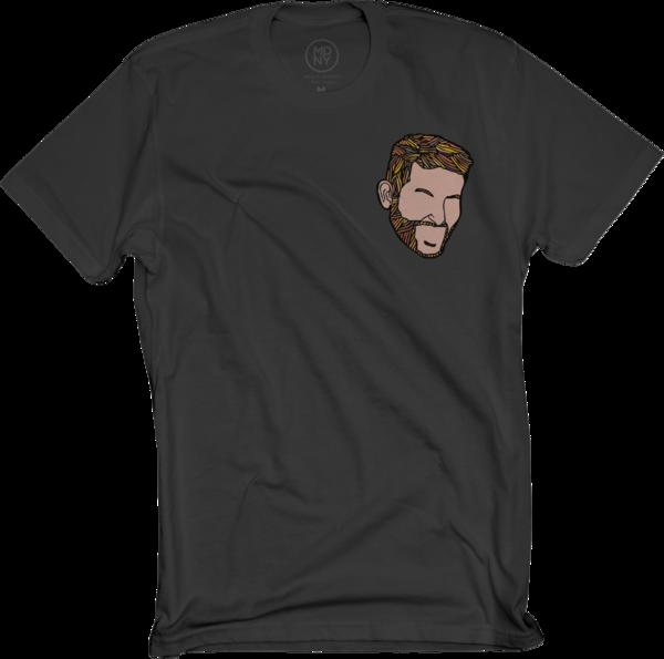 Ryan Black T-Shirt