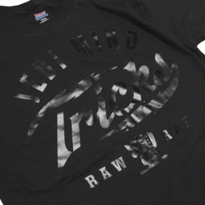 JMT Bolt Black Foil T-Shirt
