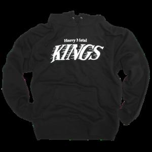 HMK Kings Italic Hoodie