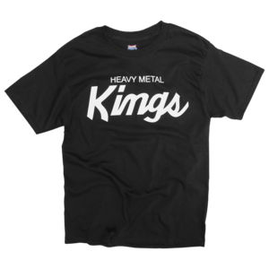 HMK Kings Script T-Shirt