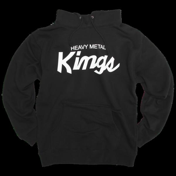 HMK Kings Script Hoodie
