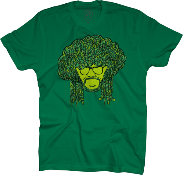 Broccoli Remix Tee