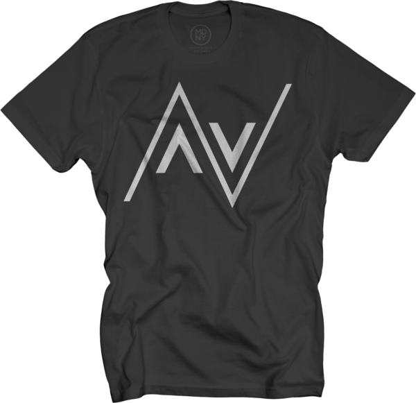 AV Club Black T-Shirt