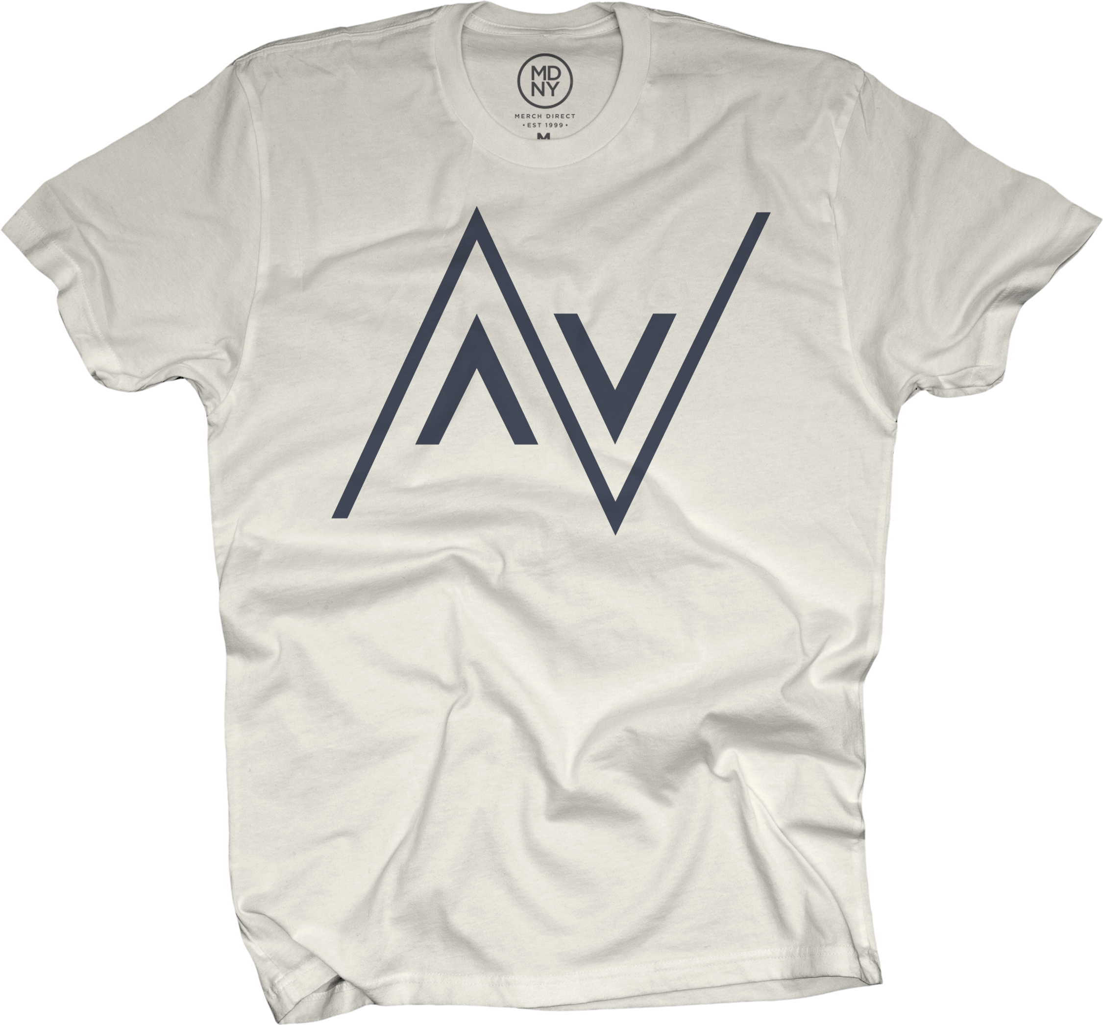 AV Club Natural T-Shirt