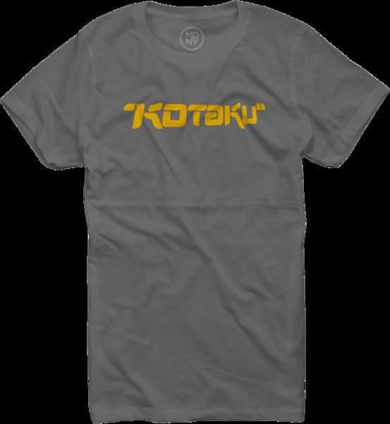 Logo on Women's Asphalt T-Shirt