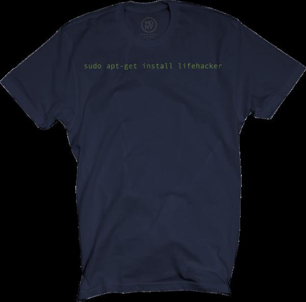 Code Navy Blue T-Shirt